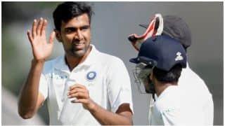 टेस्ट क्रिकेट में सबसे तेज 300 विकेट लेने वाले गेंदबाज बने आर अश्विन, बन गया अनोखा संयोग