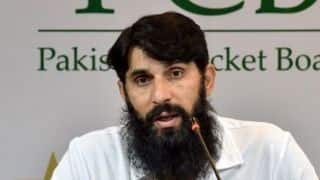 Disciplinary issues, fitness standards irk Pakistan coach Misbah-ul-Haq