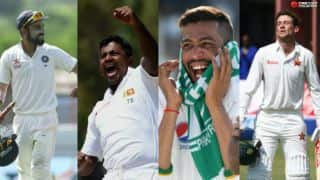 What a month this has been for Test cricket lovers!