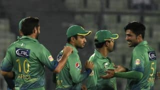 एशिया कप टी20 2016: बांग्लादेश ने पाकिस्तान को पांच विकेट से हराया