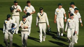 Live Cricket Score, Australia vs West Indies 2015-16, 3rd Test at Sydney, Day 3: Third day abandoned due to heavy rain