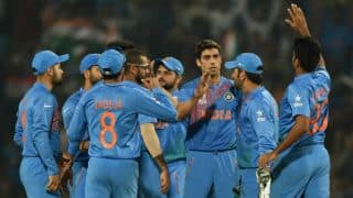 India restrict lacklustre New Zealand to 126 for 7 in ICC World T20 2016 Match 13 at Nagpur