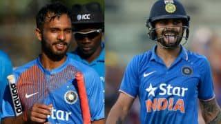 Mandeep Singh wants to emulate Virat Kohli's consistency