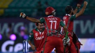 Oman granted full membership of Asian Cricket Council