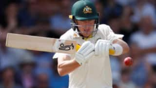 Marnus Labuschagne on bouncers: You don't like getting hit in the head but it wakes you up