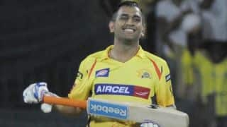 MS Dhoni says it was a good toss to lose after win over SRH in IPL 7