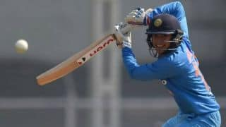 Smriti Mandhana to join Western Storm in Women's Cricket Super League 2018