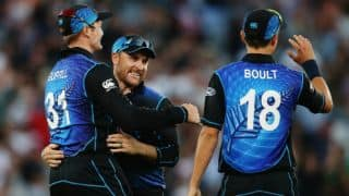 Trent Boult rates Brendon McCullum as one of New Zealand's greatest captain