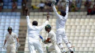 SL 282/6 | SL vs AUS 2016 Live Cricket Score, 1st Test Day 3