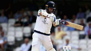 Bailey's century helps Hampshire post huge total vs Surrey in English County Championship