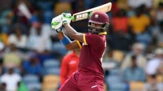 IPL 2017: Injury scare for Darren Bravo during KKR practice