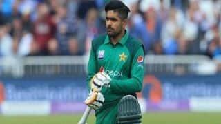 England vs Pakistan, 3rd ODI: Babar Azam के रिकॉर्ड शतक पर फिरा पानी, इंग्लैंड ने किया पाकिस्तान का सूपड़ा साफ