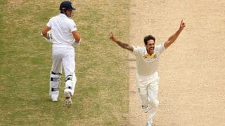Johnson exposes England's ineptitude against pace bowling