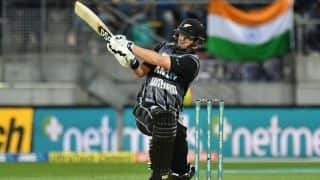 3rd T20I: Munro, de Grandhomme fire New Zealand to 212/4 against India