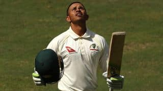 Justin Langer has 'huge admiration' for evolving Test hero Usman Khawaja