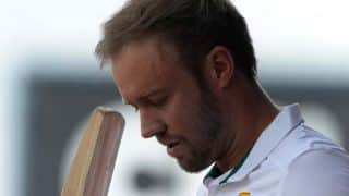 AB de Villiers: Pitch not an issue, South Africa let themselves down against India