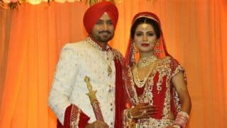International cricketers who got hitched in 2015