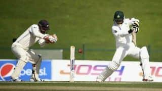 Pakistan vs New Zealand, 1st Test at Abu Dhabi, Day 4: Mohammad Hafeez makes half-century against New Zealand