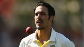 Mitchell Johnson: Sheffield Shield day-night matches not ideal preparation for New Zealand series