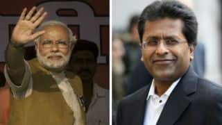 Narendra Modi and Lalit Modi: The amazing parallels