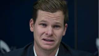 Steven Smith: I cried for four days after ball-tampering incident