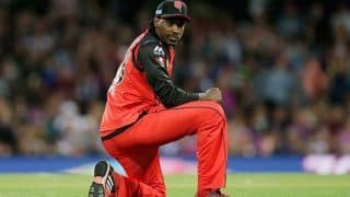 Non-stop T20 cricket taking toll on Chris Gayle