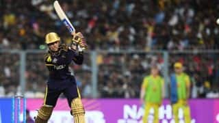 IPL 2018, Match 33: KKR remain in top 4 with victory over CSK