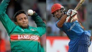 पहली जीत दर्ज करने बांग्लादेश के खिलाफ उतरेगा अफगानिस्तान