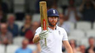 India vs England 1st Test: Jonny Bairstow goes for 46 before lunch