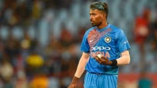 Hoping Hardik Pandya will be allowed to play New Zealand series: Kiran More