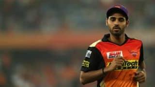 IPL 2018: मुंबई इंडियंस के खिलाफ मैच से बाहर हुए भुवनेश्वर कुमार
