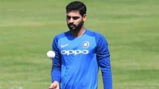 Cricket World Cup 2019 - I always like coming back to play in England: Bhuvneshwar Kumar