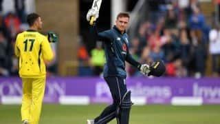 England go 2-0 up against Australia