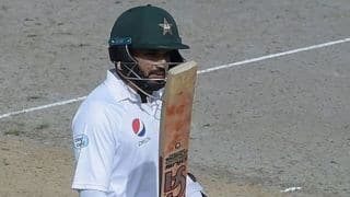 Azhar Ali to Auction Triple-Century Bat, 2017 Champions Trophy Jersey