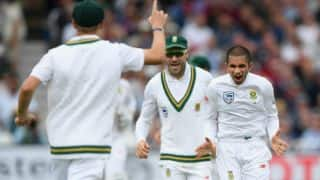 Keshav Maharaj will become best spinner South Africa's ever had, says Russell Domingo