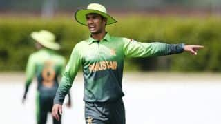 Jadeja, Herath and Vettori are my idols, says Pakistan U-19's Mohammad Hasan Khan