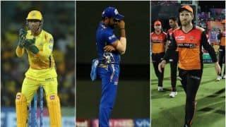IPL 2019 playoffs scenario: CSK reclaim No 1, SRH hope to level with MI
