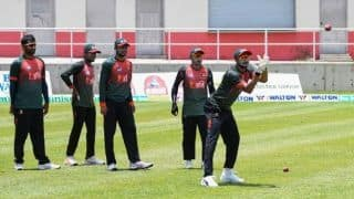 Ryan Cook named Bangladesh fielding consultant