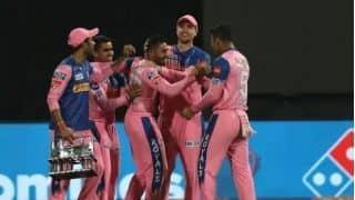 श्रेयस गोपाल की हैट्रिक बेकार, बारिश से धुला बैंगलुरू-राजस्थान का मैच