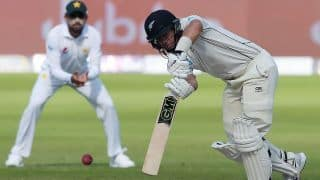Pakistan vs New Zealand: Ross Taylor wicket gives host boost on fourth morning