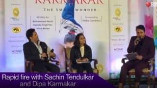 The Sachin Tendulkar-Dipa Karmakar face-off