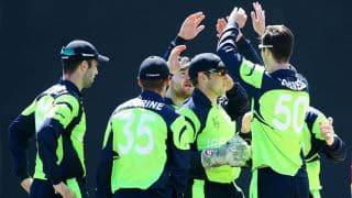 Live Cricket Scorecard: Zimbabwe vs Ireland 2015, 1st ODI at Harare