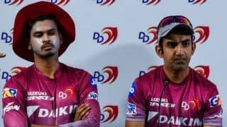 Iyer handled DD's captaincy well after Gambhir stepped down, says Ponting