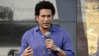 Sachin Tendulkar returns from IPL to vote in general elections