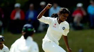 Niranjana called up to India men's team for 5th Test