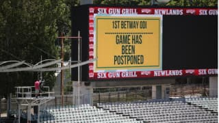 South Africa vs England, 1st ODI: Match abandoned due to COVID-19 pandemic