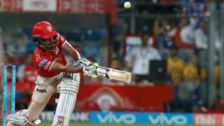 IPL 2017: Wriddhiman Saha helps Kings XI Punjab (KXIP) register highest total in IPL 10, vs Mumbai Indians (MI) in match 51