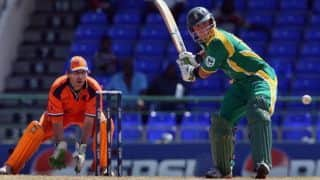 World Cup Countdown: Herschelle Gibbs smokes six sixes in an over