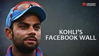 Virat Kohli's 'wrogn' welcome of South Africa