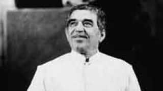 Gabriel Garcia Marquez's words found their way into cricket world